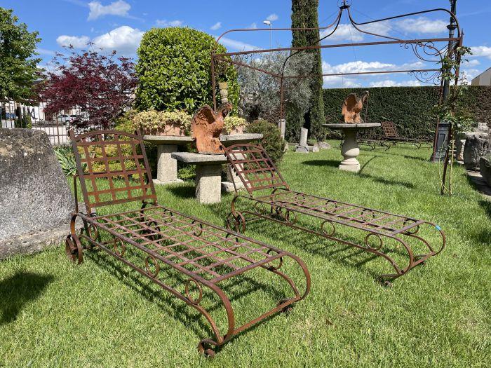 Various Garden Items, originals